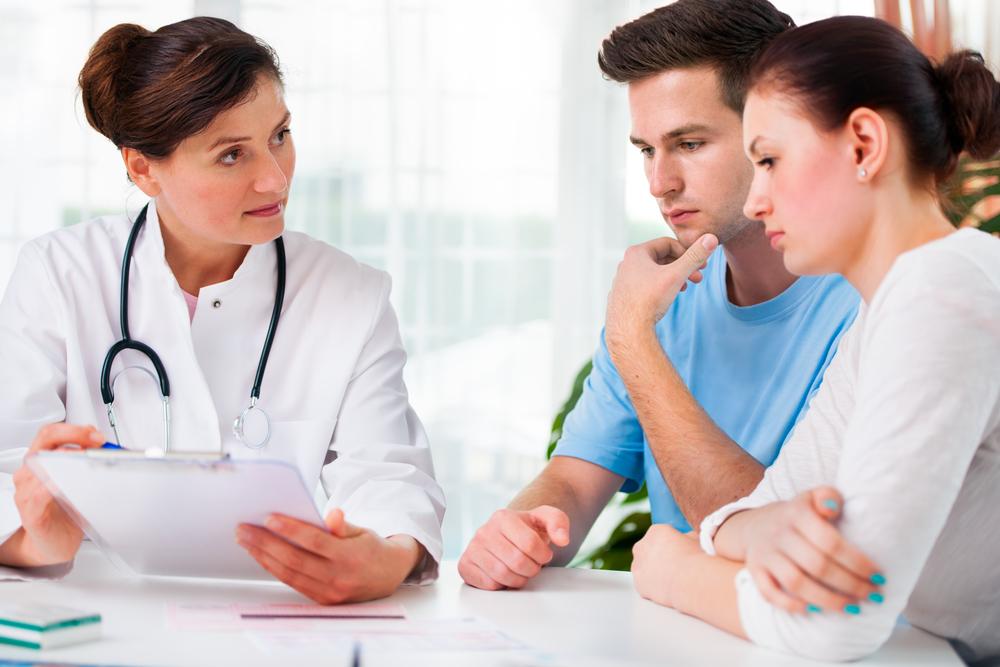 Resultado de imagen de consulta de infertilidad
